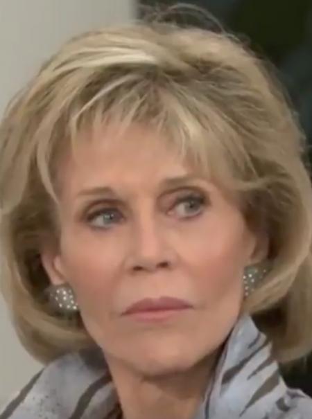 """Esta es la cara de Jane Fonda si preguntas por qué """"no está orgullosa"""" de su cirugía estética"""
