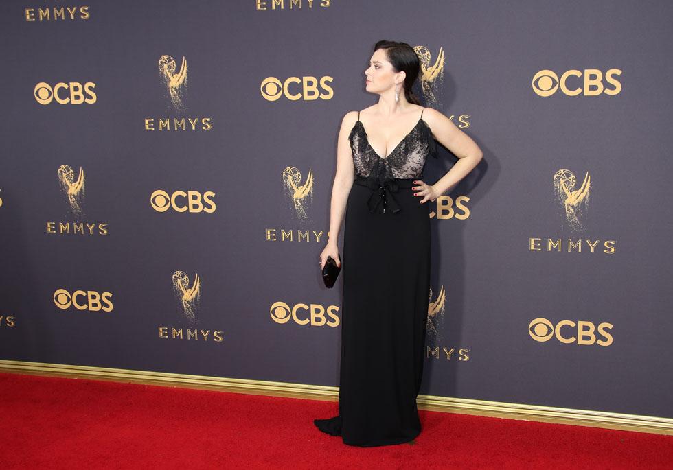 Emmys 2017 Rachel Bloom