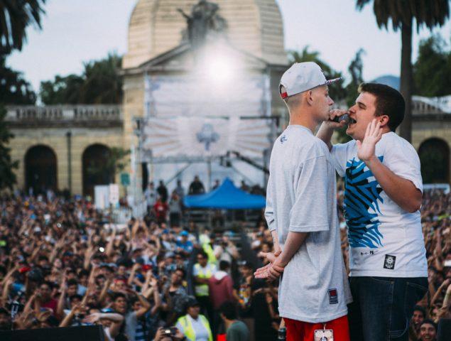 Arkano, el 'gallo' que saca los colores al machismo y homofobia del rap español