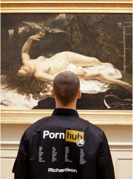 ¿Acabaremos llevando camisetas de Pornhub?