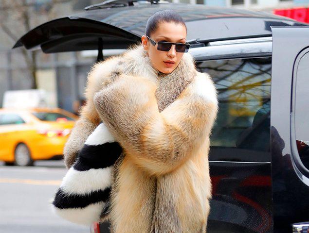¿Abrigo de piel o sintético? Continúa la eterna polémica de la moda
