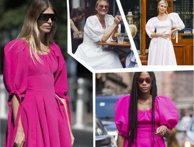 3 datos que deberías saber sobre el vestido que todas, todas llevan en la NYFW