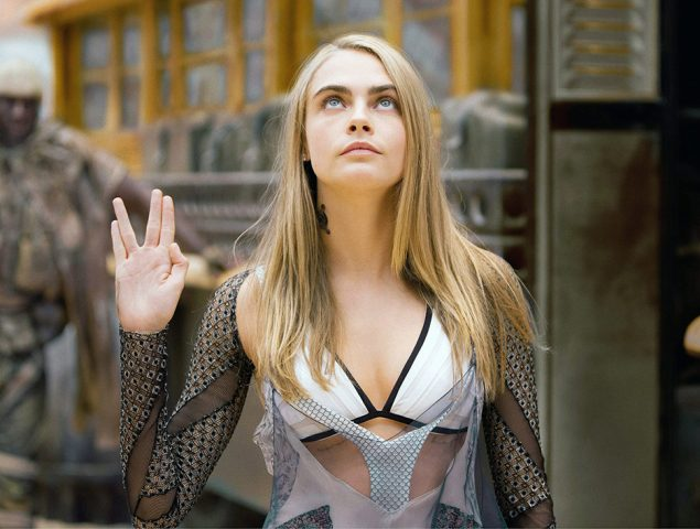 Cara Delevingne, de modelo mejor pagada a la actriz más gafe del cine