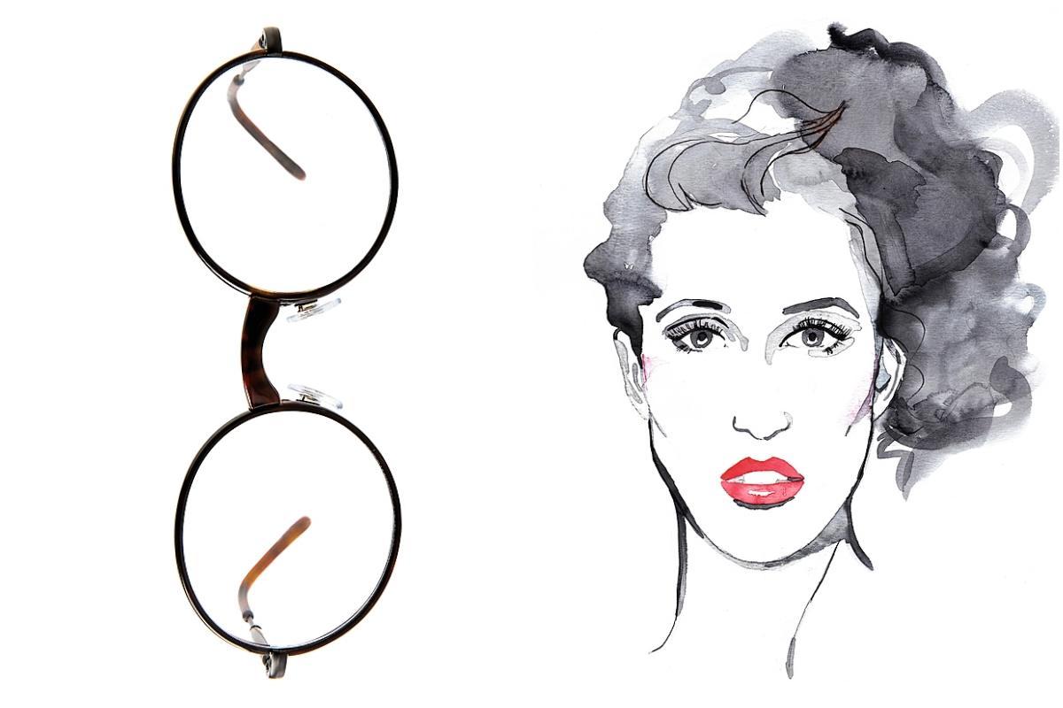 Qué tipo de gafas favorece a cada tipo de rostro? | Belleza, Lo ...