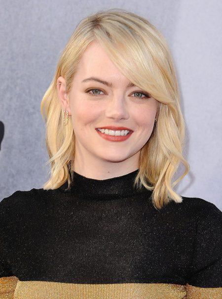 ¿Y si la ganadora del Óscar 2018 fuese otra vez Emma Stone?