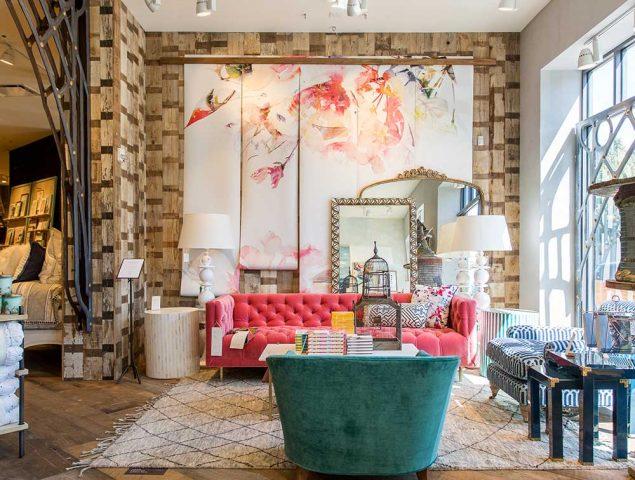 5 tiendas de ropa 'online' donde también puedes decorar tu casa