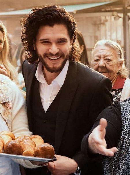 Los actores de 'Juego de tronos' se van de verbena italiana en lo último de Dolce & Gabbana