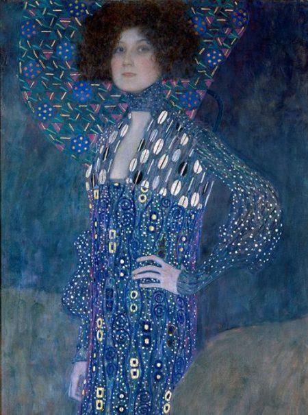 Emilie Flöge, la musa de Klimt que la moda olvidó