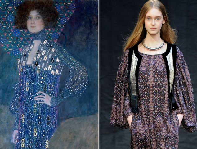 Moda OlvidóActualidad Que FlögeLa De Emilie Klimt Musa zSMpVU