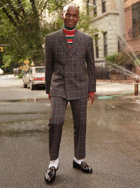 Gucci ficha a Dapper Dan, el sastre de Harlem que copiaba su logo para la gente de la calle