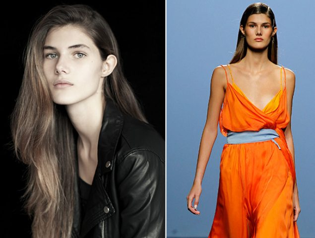 La nueva promesa de la moda fue descubierta en un Alcampo de Madrid