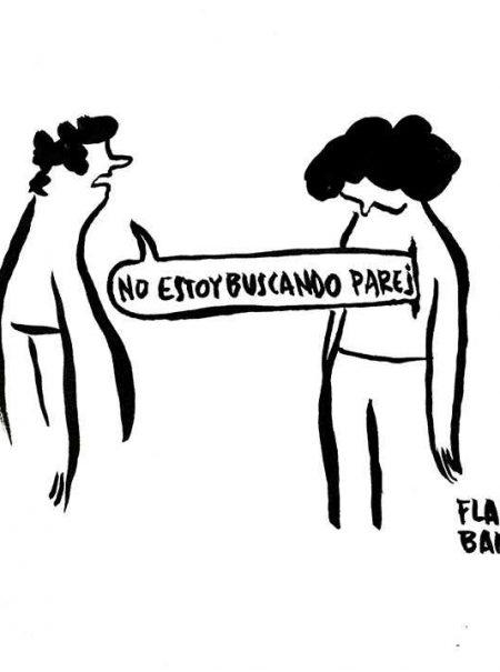 La viñeta de Flavita Banana: palabras que atraviesan el corazón