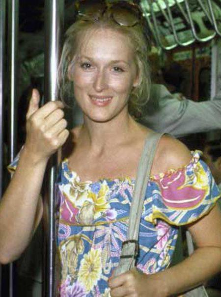 """Vuelve el bulo de Meryl Streep, la foto en el metro y el """"demasiado fea"""""""