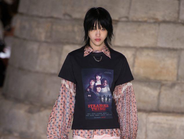 Louis Vuitton cierra el mes de la moda con una lección de historia
