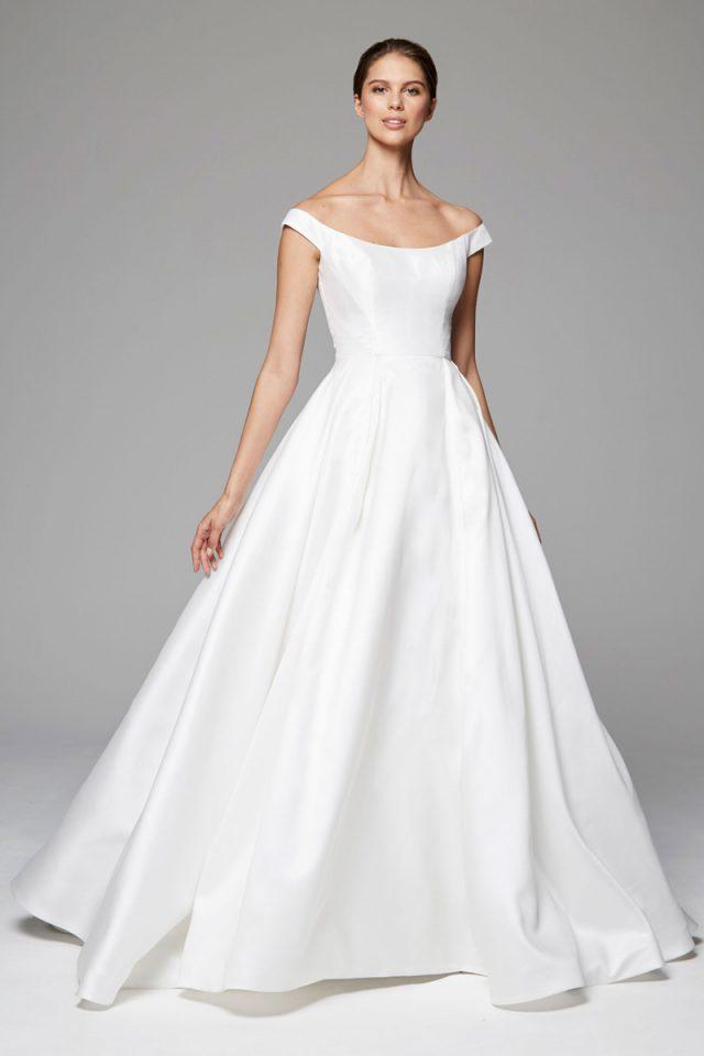los 30 vestidos de novia más espectaculares de la 'bridal week' de