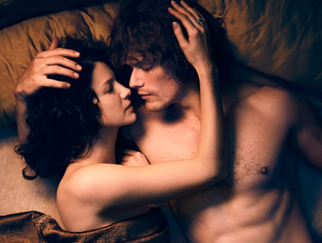 Por qué el mejor sexo que vas a ver en televisión está en 'Outlander'