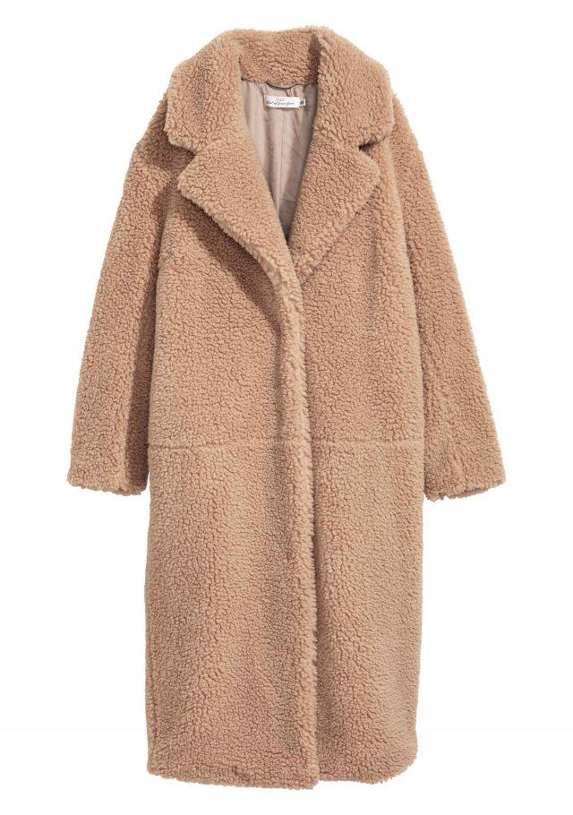 Hym abrigo borrego