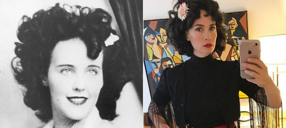January Jones y otras 11 veces que los famosos la liaron con sus disfraces