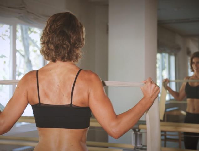Buenas posturas, la rutina saludable para la espalda
