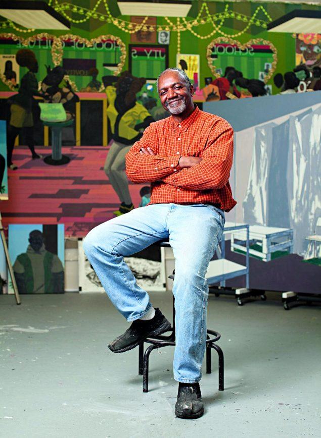 El pintor que consiguió que en los museos tuvieran cuadros con protagonistas negros