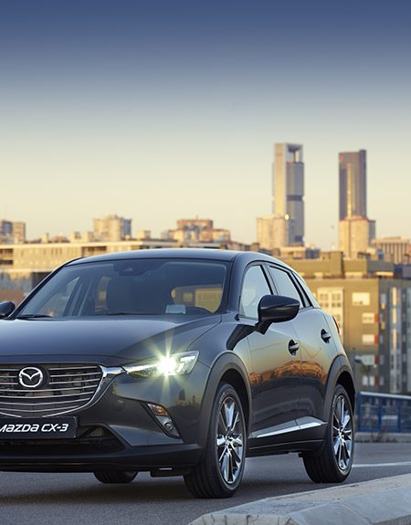 Mazda Cx-3 Senses Edition, alma en movimiento