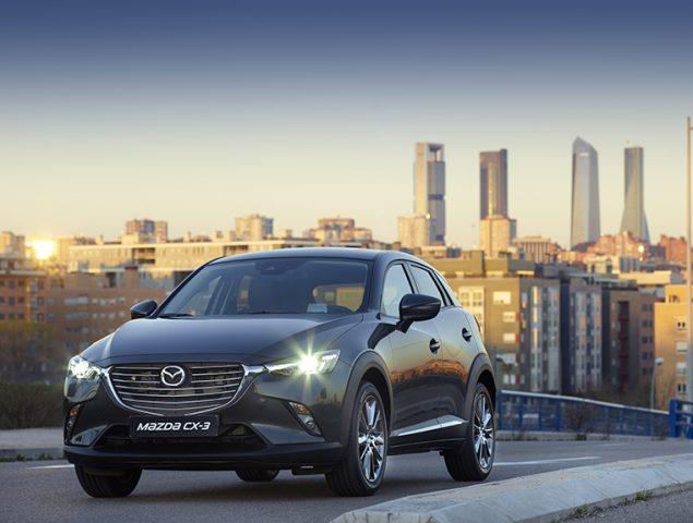 Mazda Cx-3 Senses Edition, alma en movimiento