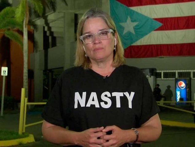 La heroína puertorriqueña que plantó cara a los insultos de Trump