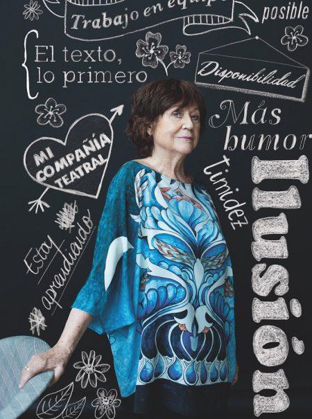 "Julieta Serrano: ""Siempre he sido una trágica"""