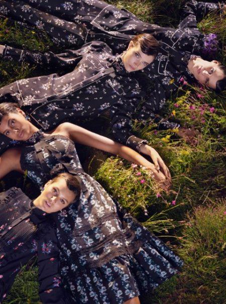 El fashion film de ERDEM X H&M es lo más bonito que verás hoy