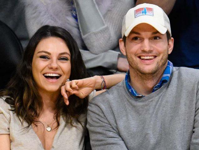 Las razones por las que nunca verás a los hijos de Mila Kunis y Ashton Kutcher