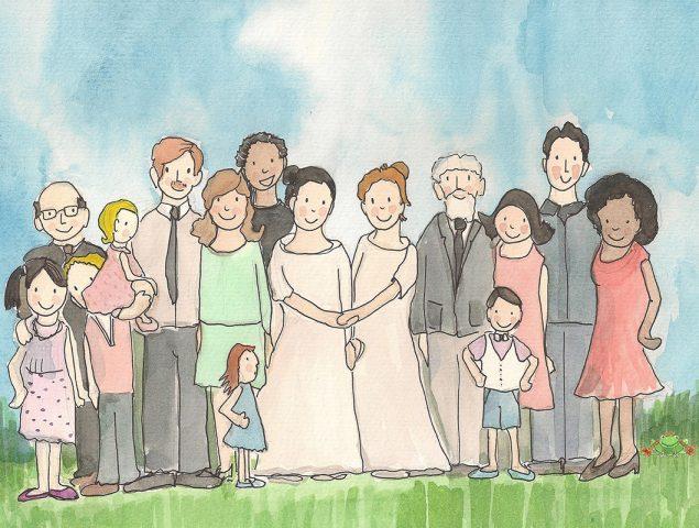 'Dos mamás', el cuento que explica a los niños por qué es normal tener padres del mismo sexo