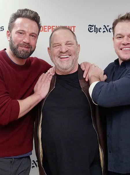 """No hace falta ser """"padre de hijas"""" para indignarse con Harvey Weinstein"""
