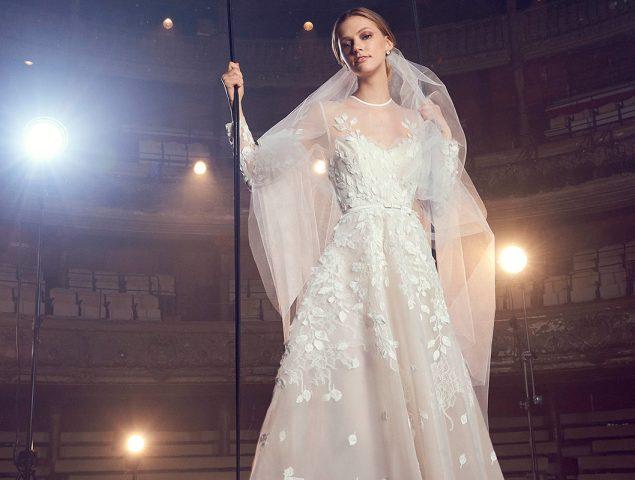 colores armoniosos presentación muy elogiado Los 30 vestidos de novia más espectaculares de la 'bridal ...