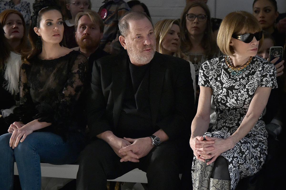 marchesa harvey Weinstein