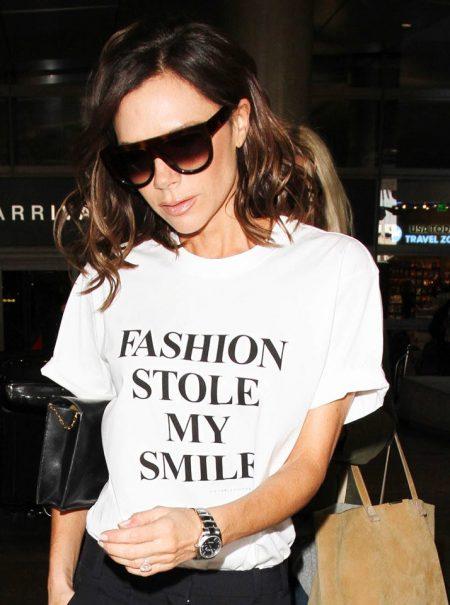 Las bromas que demuestran que Victoria Beckham sabe reírse de sí misma