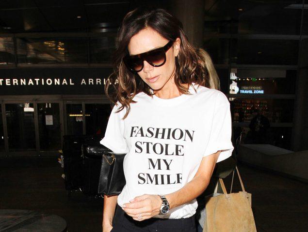 Las bromas que demuestran que Victoria Beckham sabe reirse de sí misma