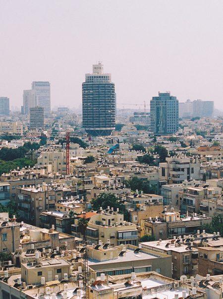 Tel Aviv, la ciudad de las puertas abiertas