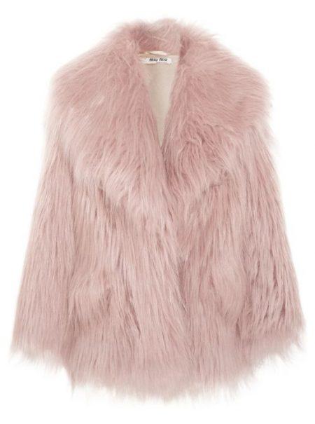 El capricho del mes: un abrigo de pelo sintético