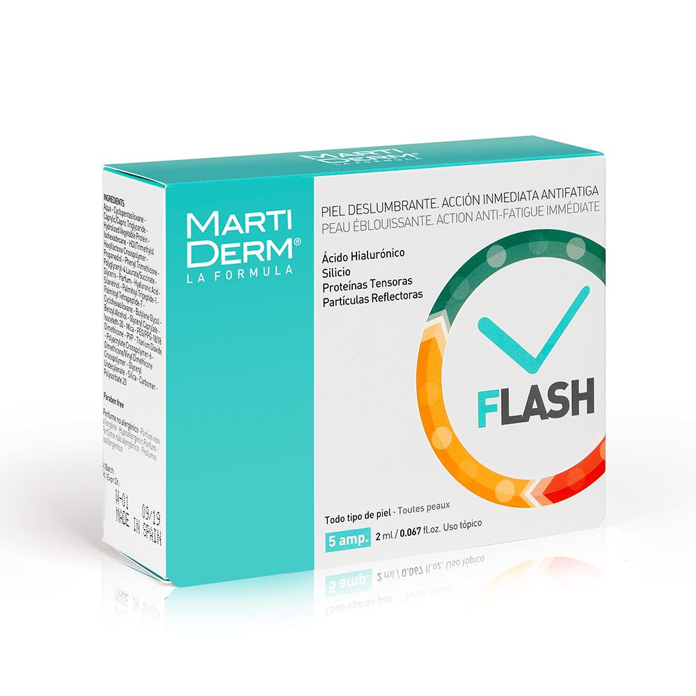 cosmética flash