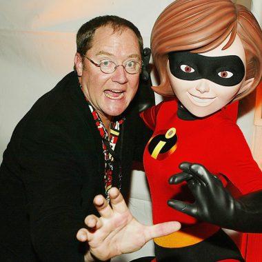 Pixar John Lasseter