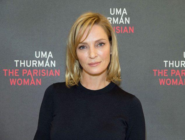 """Uma Thurman: """"Estoy demasiado enfadada para hablar del acoso sexual, pero algún día lo haré"""""""