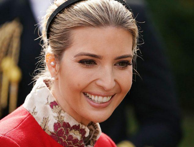 El complot vengativo de Acción de Gracias contra Trump de las mujeres que admira Ivanka
