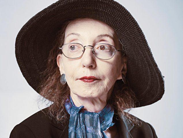 """Joyce Carol Oates: """"Soy una voz de la resistencia"""""""