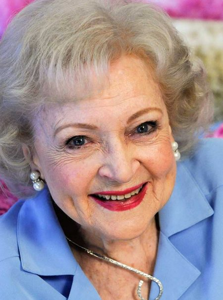 4 lecciones de optimismo que aprendimos de Betty White