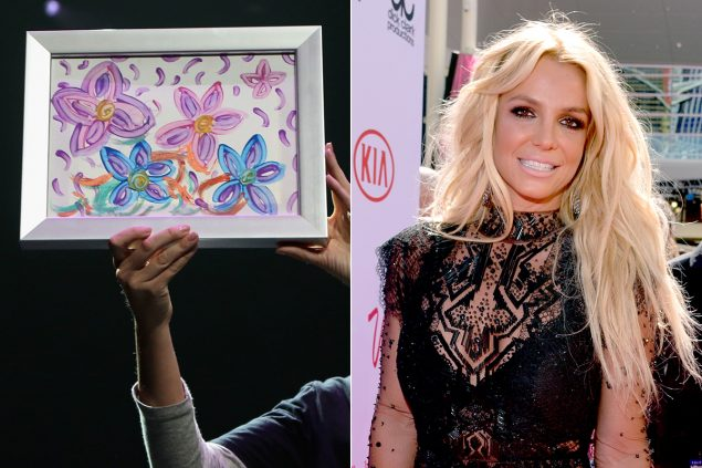 ¿Qué opinan los expertos sobre el cuadro de Britney Spears que ha roto internet?