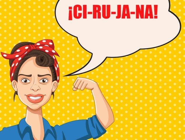 Por qué en Francia se dice 'enfermera' y 'enfermero' pero 'cirujana' está prohibido