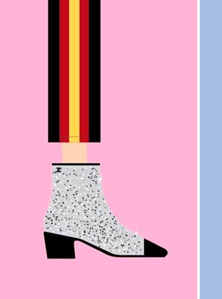 El ecuatoriano que pasó del cultivo de camarones a dibujar zapatos para grandes firmas de moda