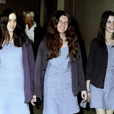 ¿Qué fue de las 'chicas Manson'?