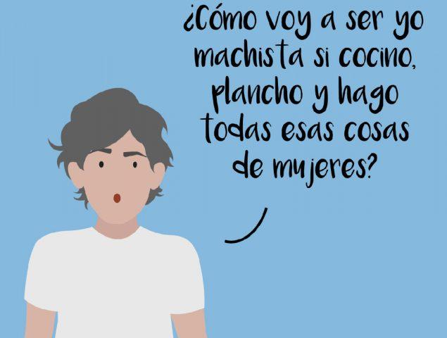 Combatir el machismo con humor: las mejores viñetas de Feminista Ilustrada