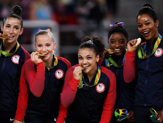 Abusos en la gimnasia: el infierno silenciado de las estrellas de los Juegos de Río